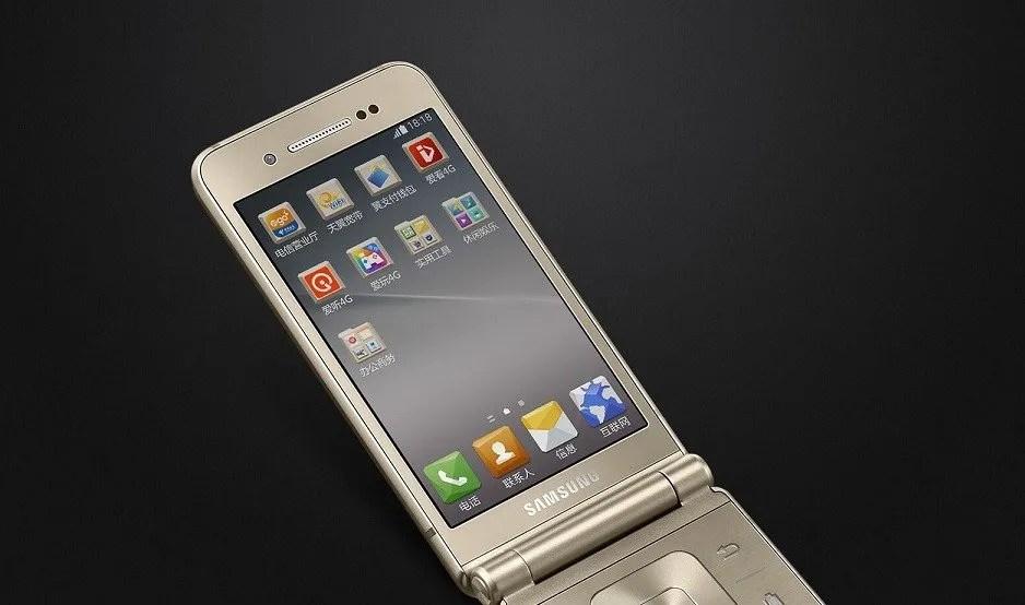 Samsung SM-W2018, un Clamshell que se queda en Asia