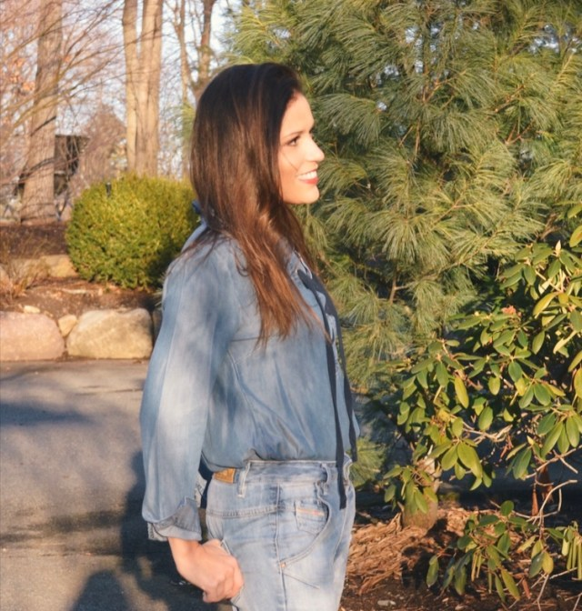 jeans–blouse–denim