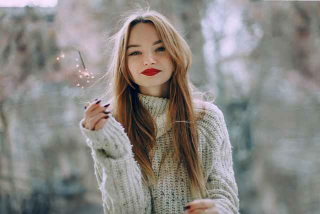 red–lipstick