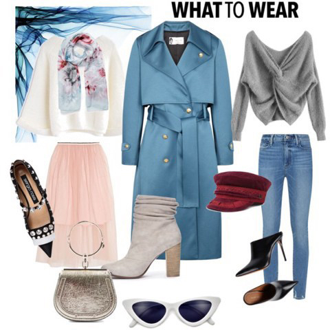 Key Pieces to transition your wardrobe from Winter to Spring