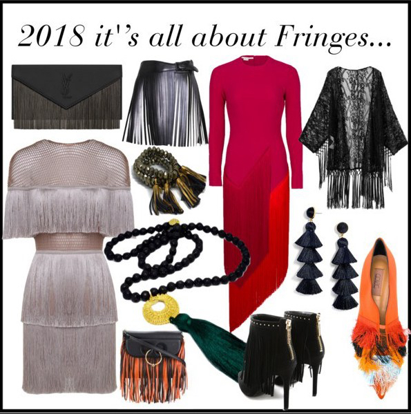 How to wear Fringe with Style
