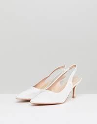 slingback–kitten–heel
