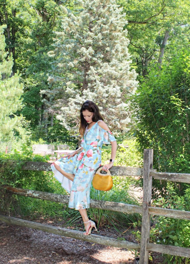 fashion–nature–dress