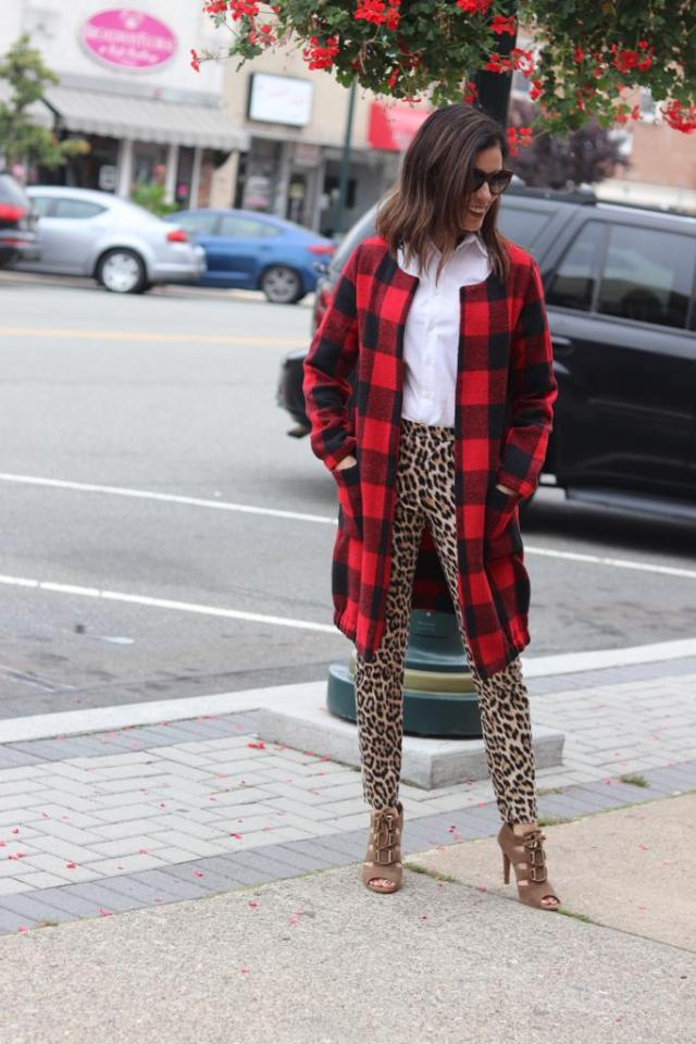 red–plaid–coat