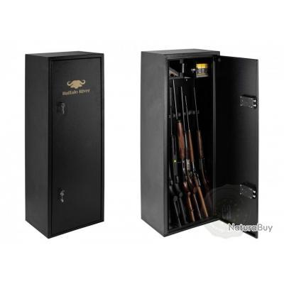 Coffre Armoire 10 Fusils Blinde Cles Coffre Interieur