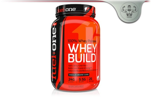 Fuel:One Whey Build