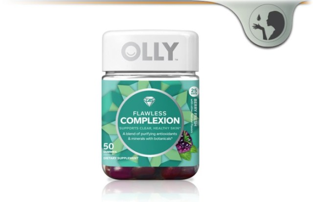 Olly Nutrition Flawless Complexion