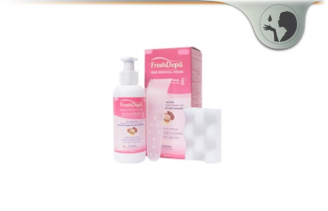 FreshDepil Hair Removal Cream