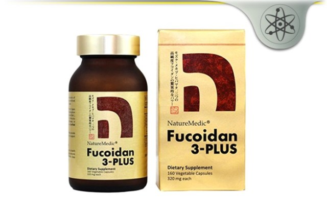 NatureMedic Fucoidan 3-Plus