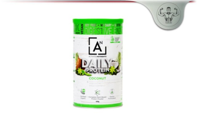 Activated Nutrients Coconut Daily Protein