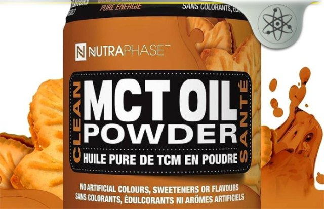 Nutraphase MCT Oil Powder