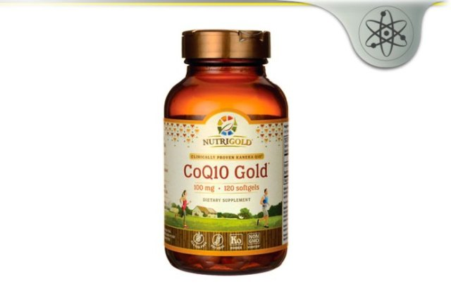 NutriGold CoQ10 Gold