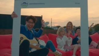 제주삼다수 - 밴드고맙삼다x제주도의푸른밤 MV (태연 Full ver.).mp4_snapshot_02.23_[2016.04.12_22.28.38]