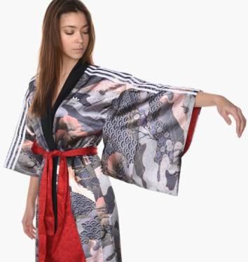 x Rita Ora Kimono Damen o41777j78795Am3 adidas Originals Multicolor411_3_LRG