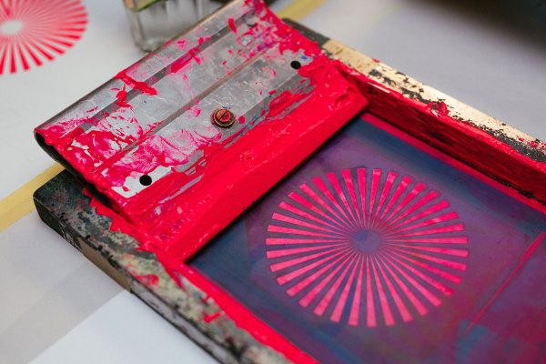 Photo Screen Printing / Weekend Course