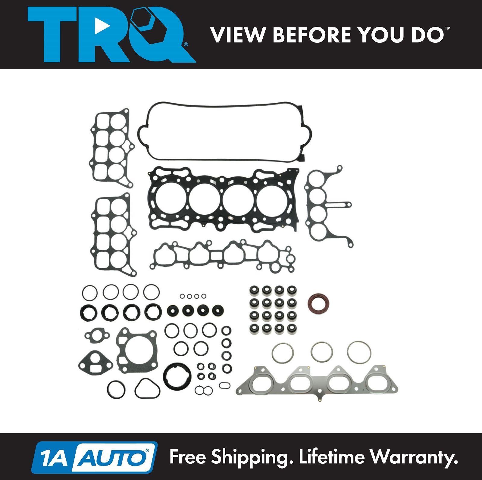 Engine Head Gasket Kit Set New For Honda Accord Prelude 2