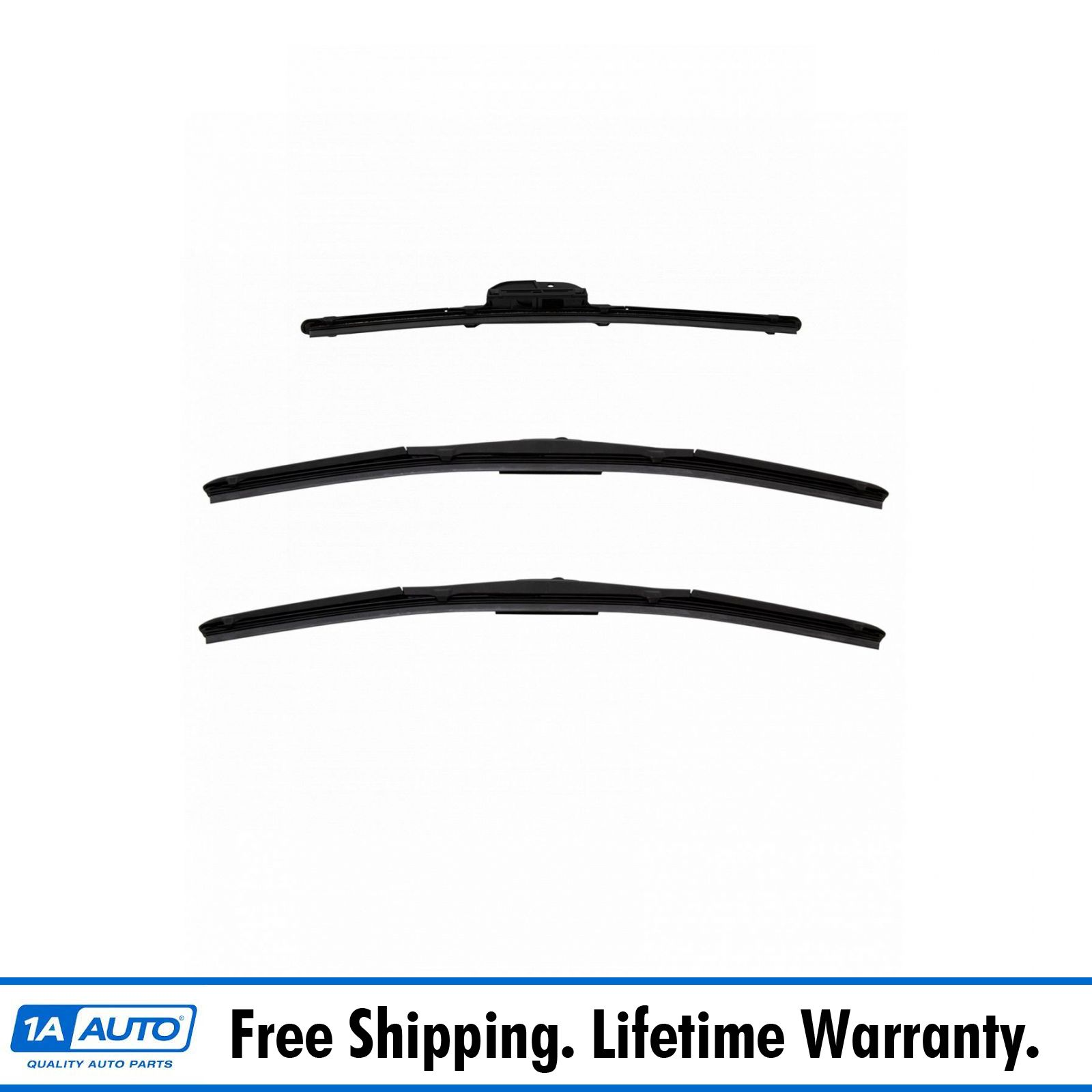 Trico Sentry Windshield Wiper Blade Front Amp Rear 3pc Set