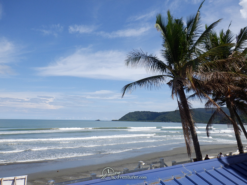 baler sabang beach day one adventurer