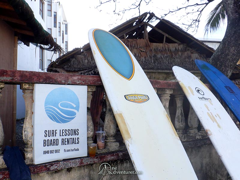 baler surfing lessons board rentals one adventurer
