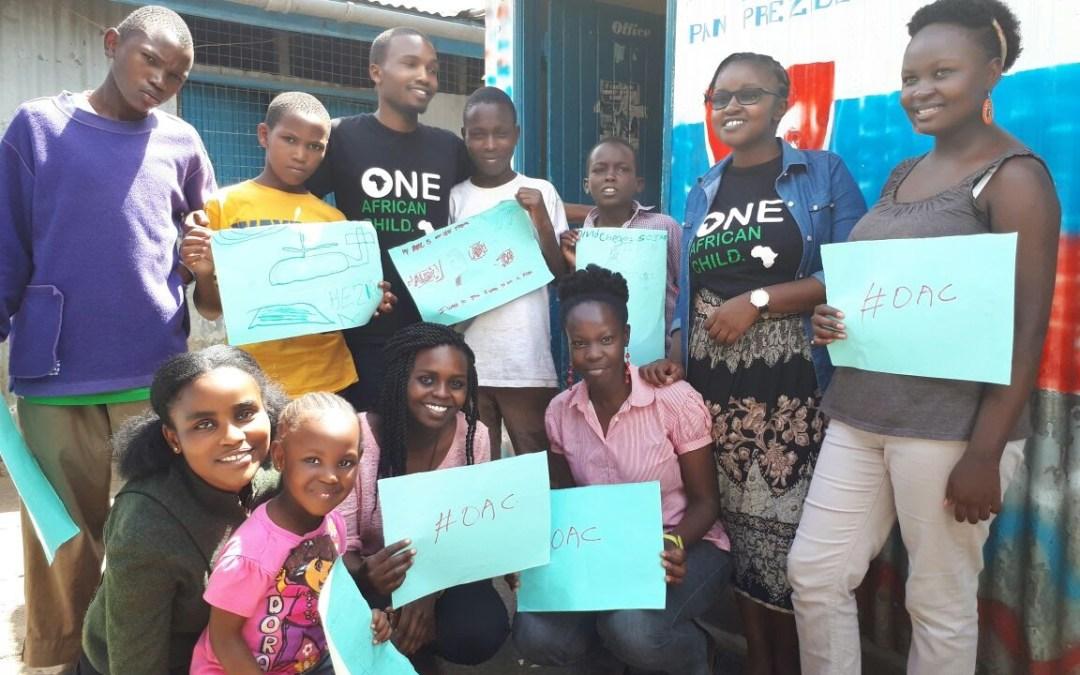 OAC Kenya Visits Mukuru Promotional Center