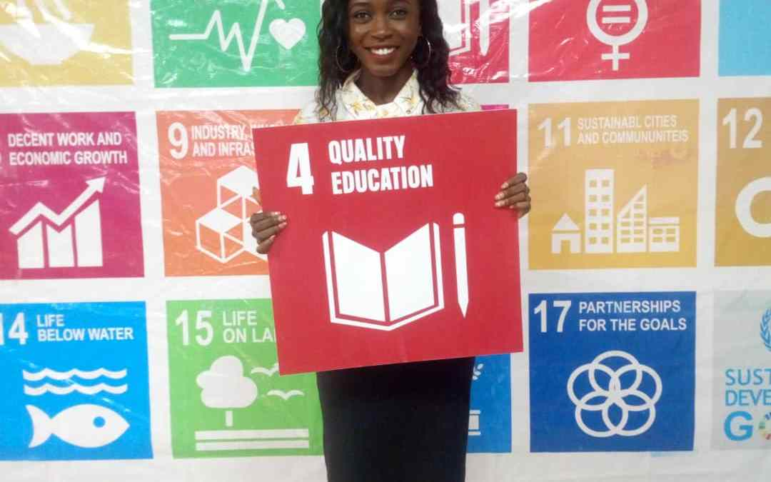 United Nations Information Center Dialogue on Achieving SDG4 in Nigeria Holds in Lagos