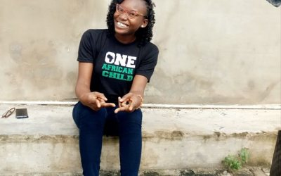 Volunteers Tuesday: Meet Toyin Adesola