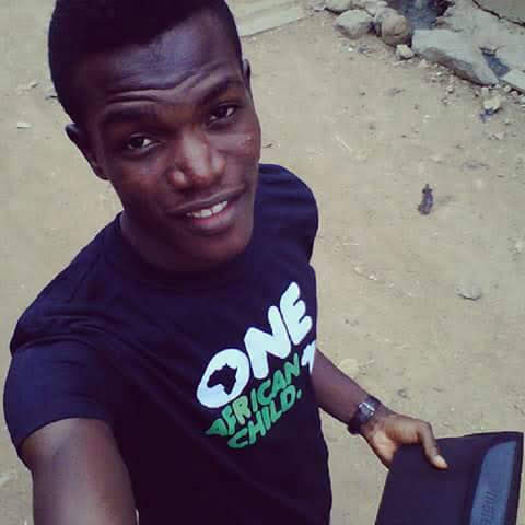 Volunteers Tuesday: Meet Seyi Badmus