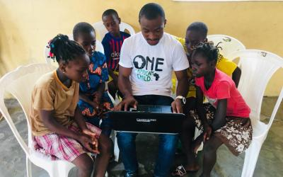 AN EXPERIENTIAL DIGITAL TRAINING AT TARKWA BAY ISLAND