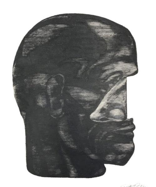 Folded Nose, 1992