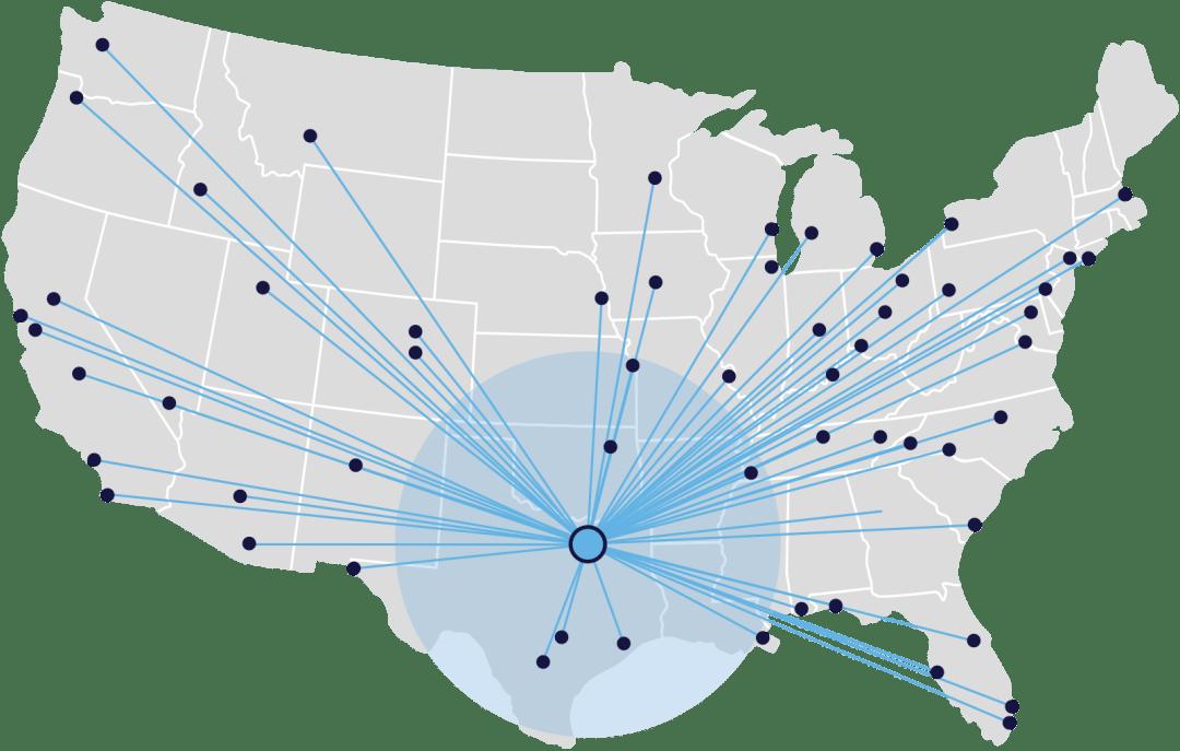 Dallas Connection
