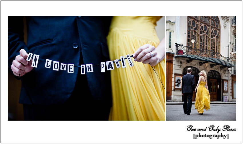 Engagement Photos in Paris- One and Only Paris Photography