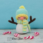 One and Two Company - Snowman Amigurumi - Free Crochet Pattern