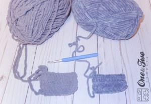 One and Two Company - Big Hugs yarn