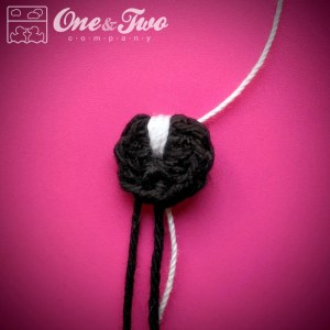 One and Two Company - Crocheted Amigurumi Eyes