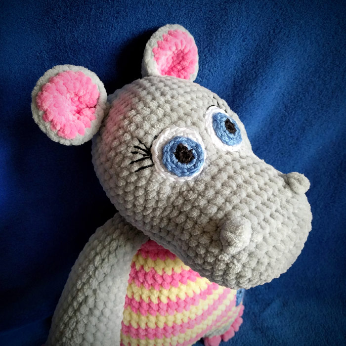 Crocheted Eyes For Amigurumi One And Two Company Crochet Blog