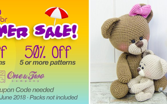 Stock Up for Summer Sale!