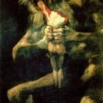 吞噬自己儿子的农神·戈雅