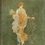 采花的时序女神·佚名