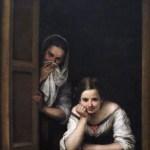 窗前两妇人·牟利罗