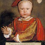 年幼的爱德华六世·小霍尔拜因