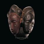 博雷双胞胎面具 by 不知名艺术家