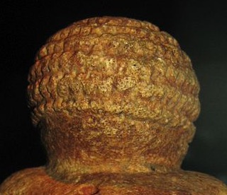 Willendorf-Venus-head