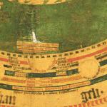 十五世纪的世界地图