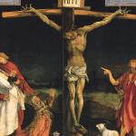 思考痛苦的功能——基督受难 by 格吕内瓦尔德