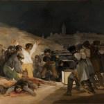 1808年5月3日 by 戈雅 from 《观看绘画》 by 肯尼思·克拉克爵士