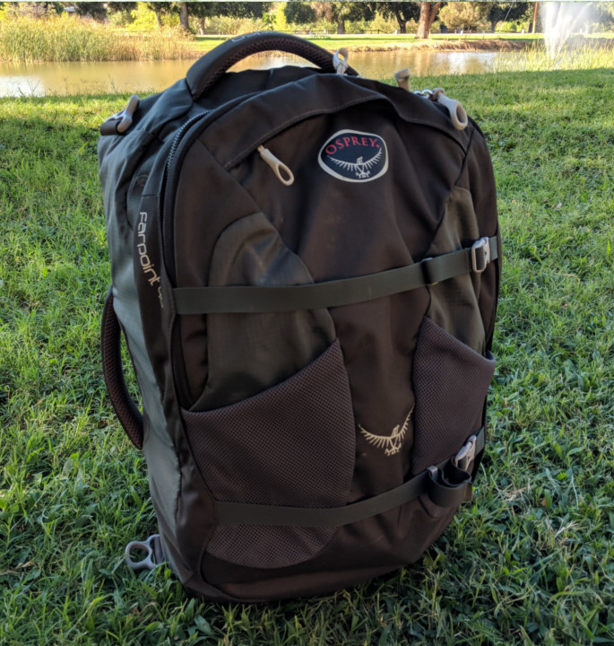 Osprey Farpoint 40 Travel Backpack - One Bag Travels 89e7a7051b742