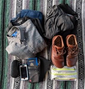 Minimalist travel gear featured image