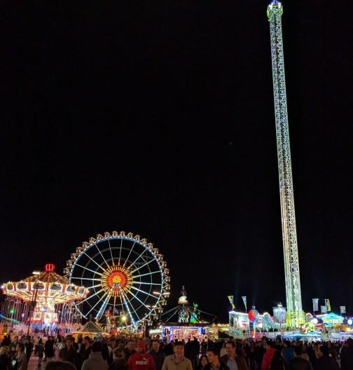 Oktoberfest-Munich, Germany