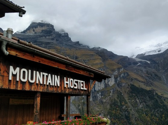 Mt. Hostel Gimmelwald, Switzerland