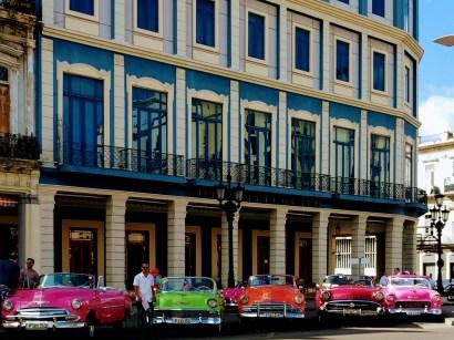 Cars- La Habana, Cuba